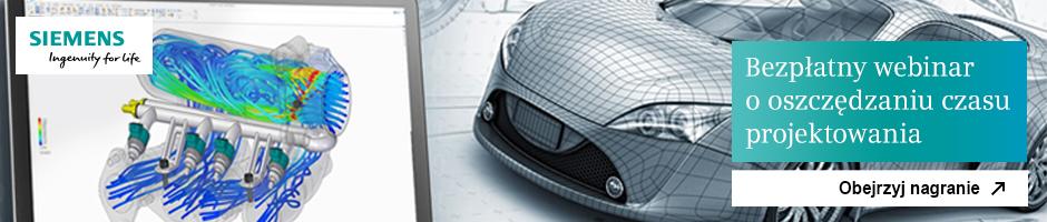 Siemens - Oszczędzaj czas projektowania
