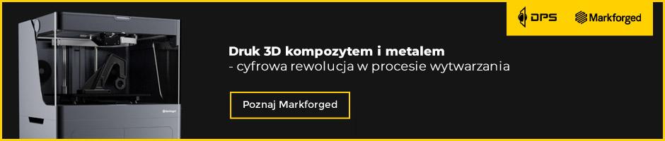 Druk 3D kompozytem i metalem