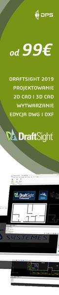 DraftSight projektowanie 2D CAD 3D CAD
