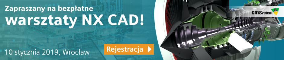 Warsztaty NX CAD