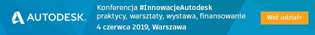 Konferencja Innowacje Autodesk
