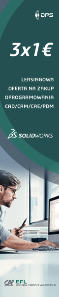 Leasing na oprogramowanie CAD CAM CAE PDM SolidWorks