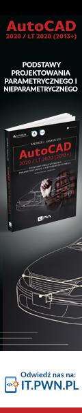 Podręcznik AutoCAD 2020